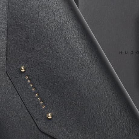 Conférencier A5 Hugo Boss