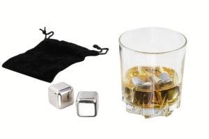 Set de 4 glaçons spécial whisky